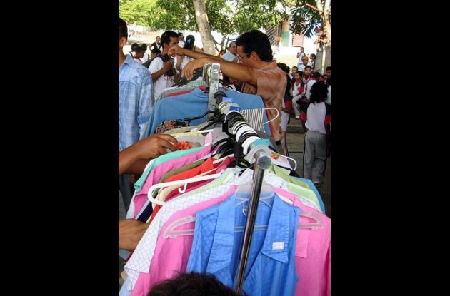 A donar ropa en buen estado es el llamado de la Alcaldía Municipal de Sincelejo.