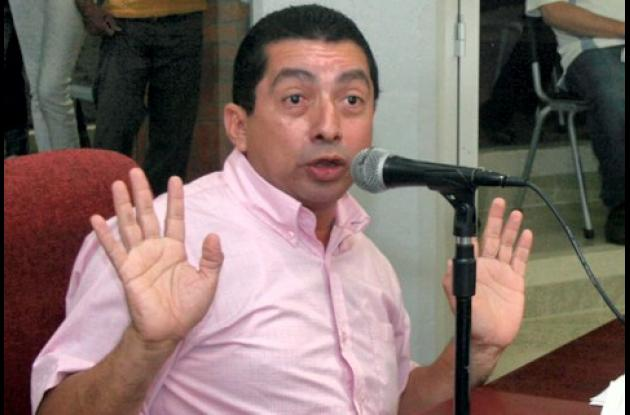Carlos Fajardo Cardozo afirmó que la realidad de Sucre es que es un departamento inseguro.