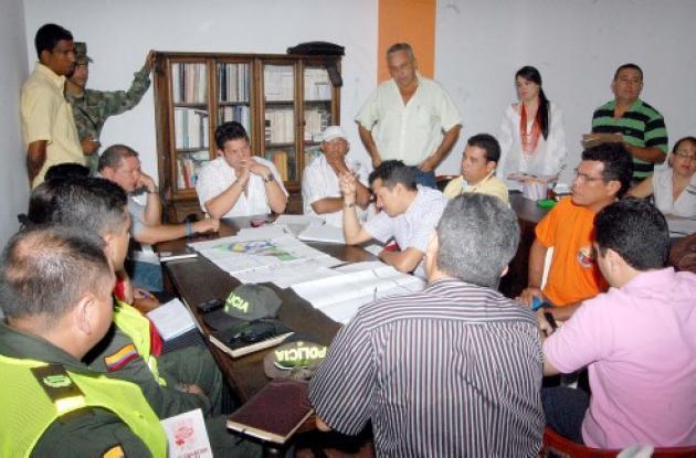 Comité de Prevención y Atención de Desastres