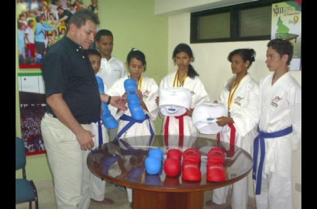 El Karate Do del departamento de Sucre cosechó nuevas medallas en competencias nacionales.