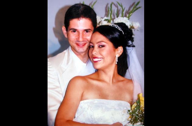Juan Carlos Corrales Flórez y Adriana Lucía Sierra Morales.