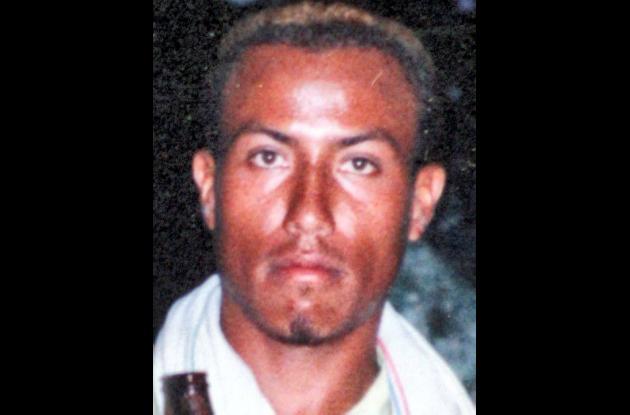 Alexander Dueñas Guerra, asesinado.