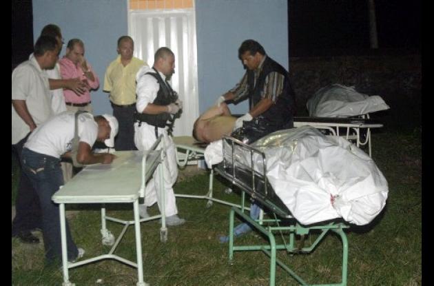 El pasado viernes 15 de mayo se registró la matanza de cuatro personas en el municipio de San Marcos, pero hasta el momento las investigaciones no han arrojado ninguna captura.