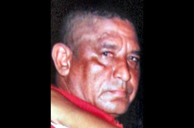 Víctor Julio Bohorquez Quintero, asesinado.