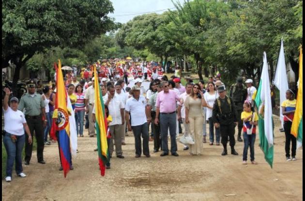 Cortesía Luis Fernando Ocampo /prensa Gobernación/
