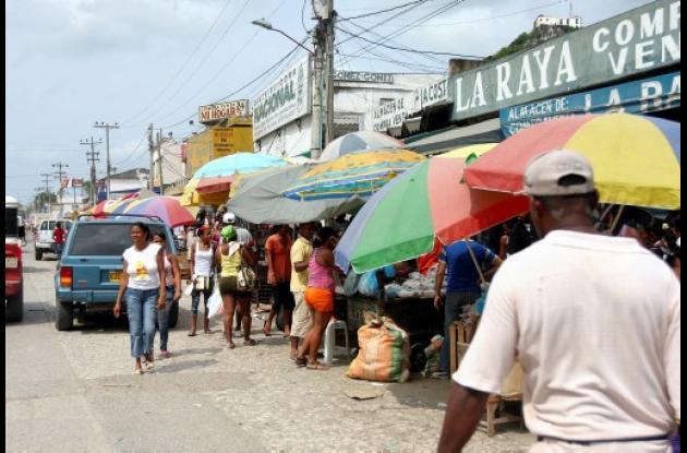 Mercado de Bazurto de Cartagena