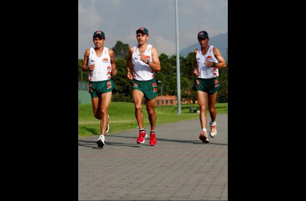 cinco colombianos estarán hoy en la Carrera de San Silvestre en Sao Paulo, Brasi