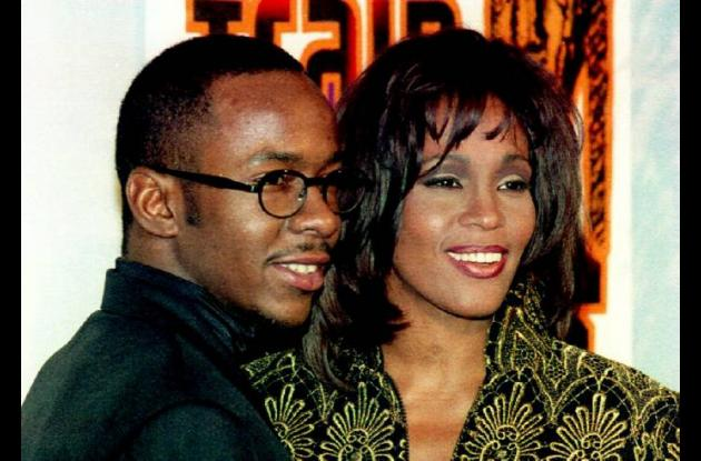 Bobby Brown y Whitney Houston tuvieron un matrimonio tormentoso.