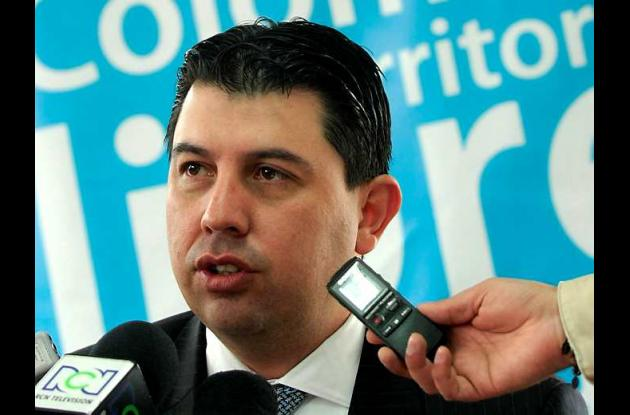 Omar Adolfo Figueroa, Dirección Nacional de Estupefacientes, DNE.