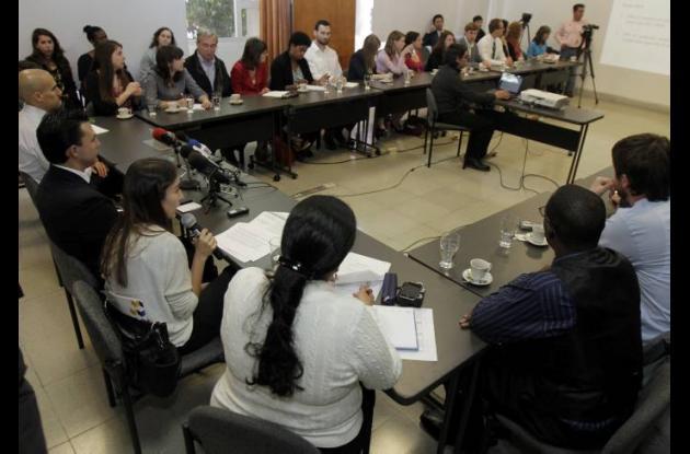 docentes inglés cartagena barú