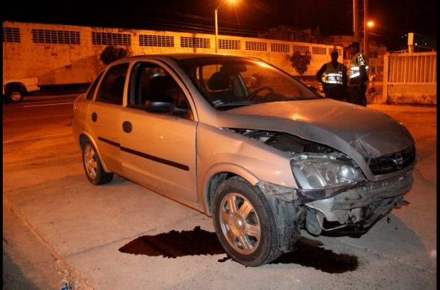 accidente de carros