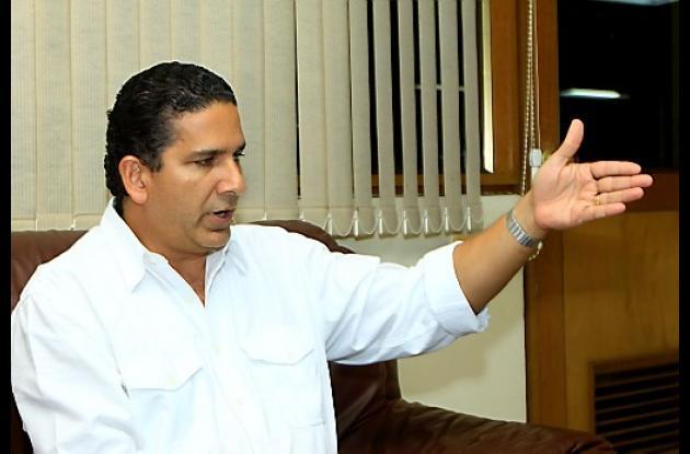candidato del Partido Liberal a la Gobernación de Bolívar