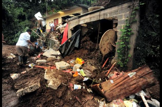 En los últimos cuarenta años del siglo XX las catástrofes naturales en América C