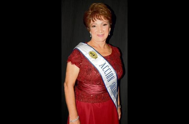 María Elena Villamizar, Abuela Cartagena 2012