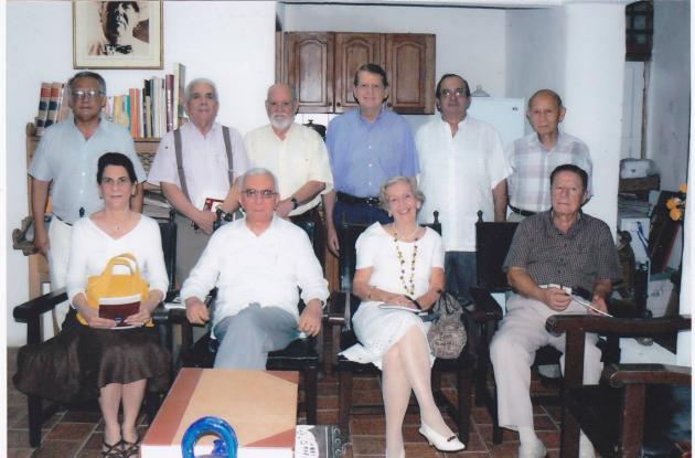 Junta de la Academia de Historia de Cartagena