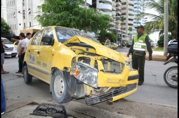 Durante este fin de semana se presentaron 10 muertos, en 45 accidentes que dejar