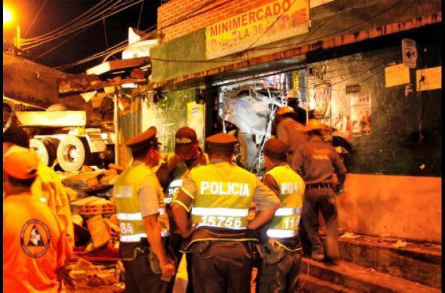 Pereira sigue estremecida  por la tragedia en Villasantana.