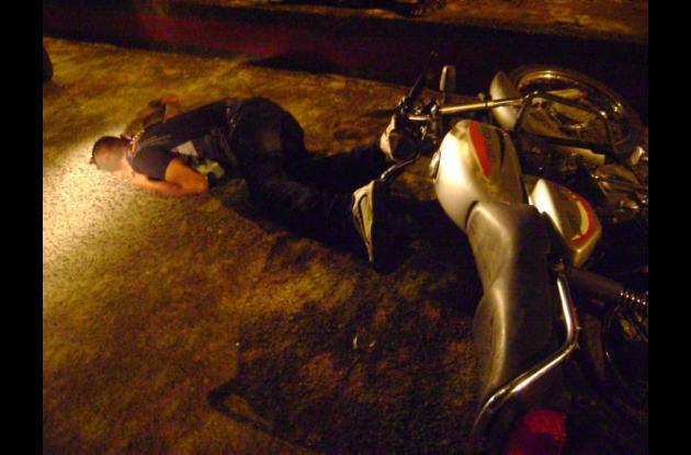 Accidente de tránsito en Sahagún