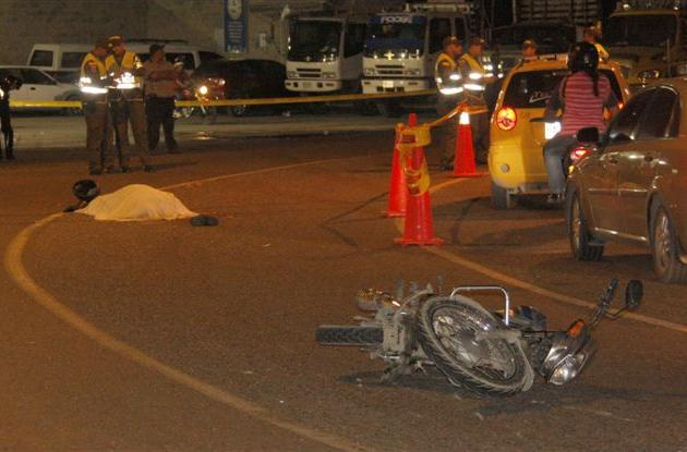 Accidentes de motos en Cartagena