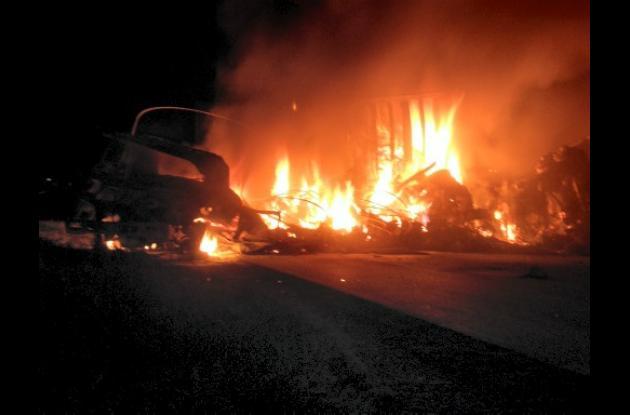 Sin determinar identidad o identidades de muertos en accidente de San Juan.