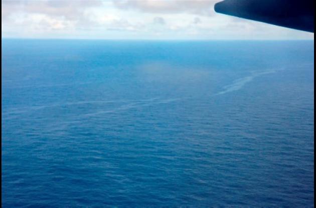 El vuelo AF447 que cubría la ruta Río-París desapareció en el Océano Atlántico.