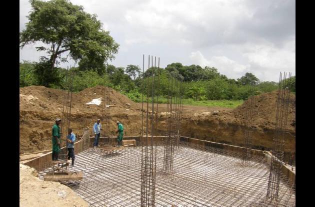 Aguas de Bolívar invierte 26 mil millones de pesos en la construcción de 8 acued