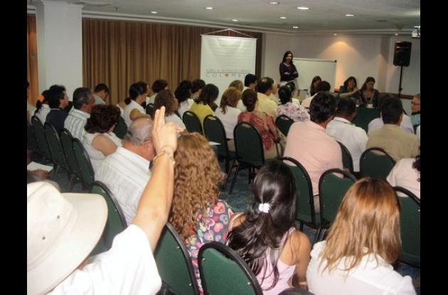 Cámara de Comercio de Cartagena en Acuerdo para la Prosperidad.