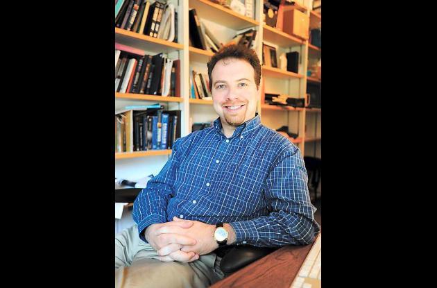 El astrónomo estadounidense Adam Riess.
