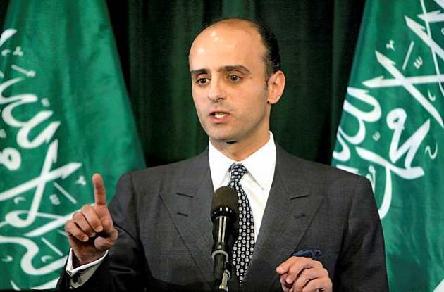 Adel Al-Jubeir, embajador saudí