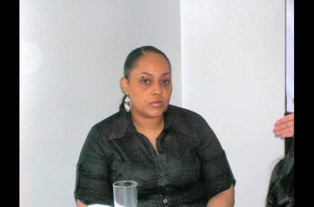 Adela Arroyo Martelo asegura haber sido amenazada