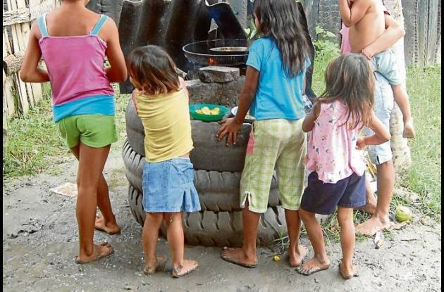 Niños de Sucre