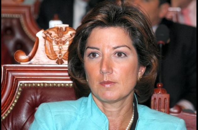 Adriana Gutiérrez Jaramillo, exsenadora del Partido de la U.