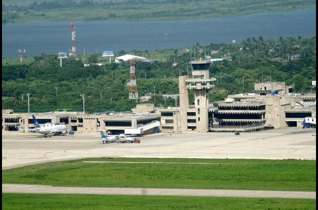 Aeropuerto internacional Ernesto Cortissoz de Barranquilla