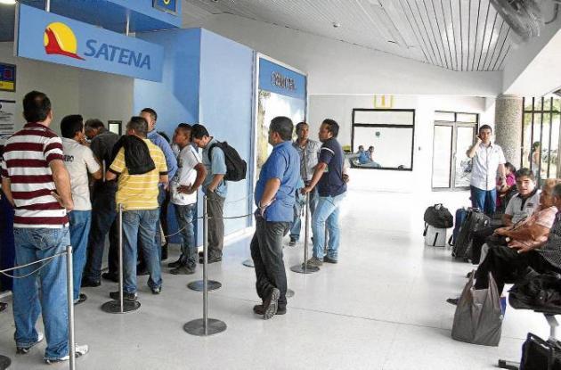 Aeropuerto Las Brujas de Corozal