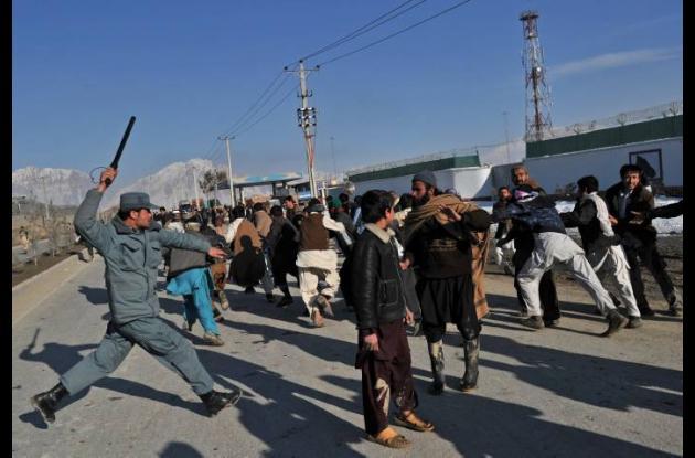 Protestas por quema de Corán