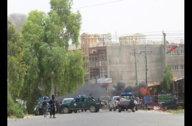 atentado en Afganistan