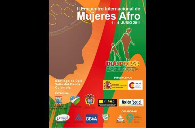 Encuentro Mundial de Mujeres Afro.