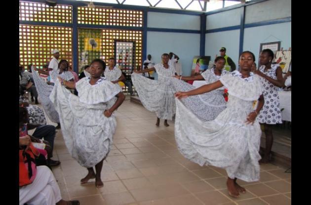 En la celebración del Día de la Afrocolombianidad, los palenqueros exhibieron su
