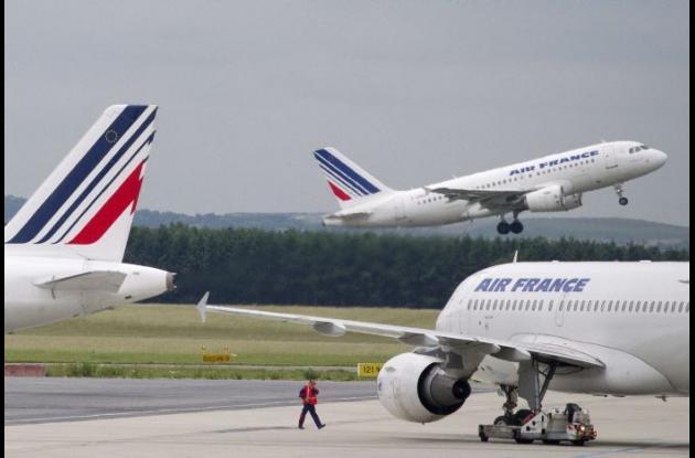 Hallan cocaína en vuelo de Air France que aterrizó en Paris. Había salido de Venezuela.