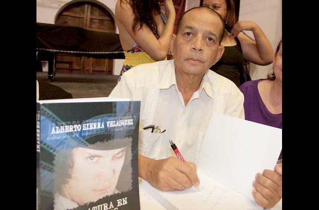Alberto Enrique Sierra Velásquez, asesinado.