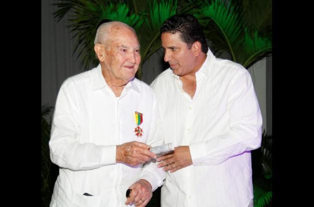 Noventa años de Alberto Araújo Merlano
