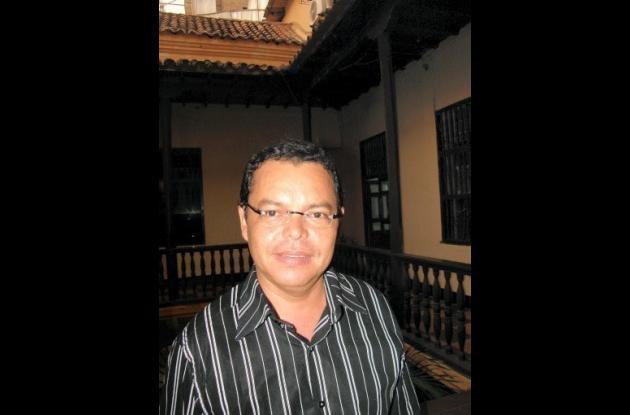 Alberto Hernández Ricardo, alcalde de Mompox.