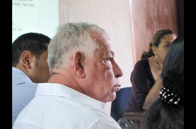 Alberto Jacinto Vásquez.