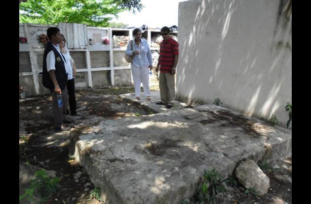 Cementerio de Albornoz