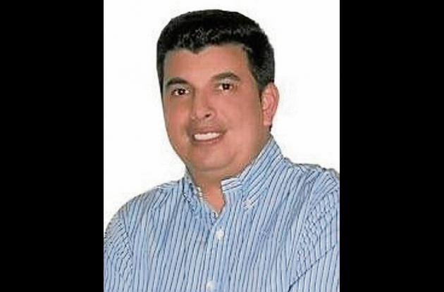 Germán Antonio Salazar, alcalde encargado de Montelíbano.