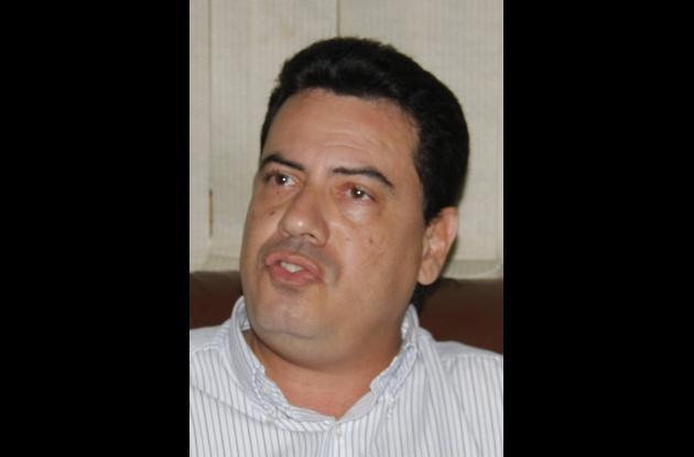 José Joaquín Miranda, alcalde de El Guamo.