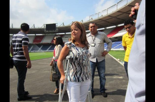 Alcaldesa de Barranquilla