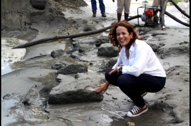 Hallazgo arqueológico en playas de Crespo