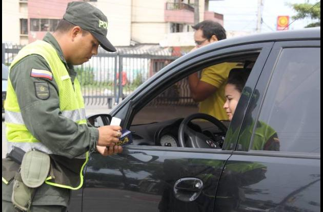 Conductores borrachos