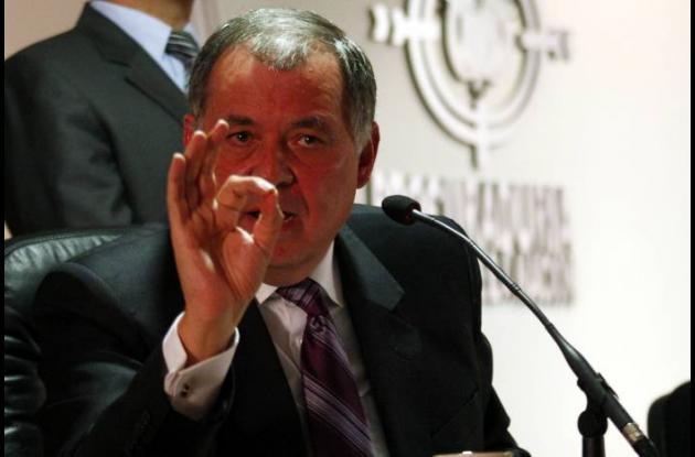 Alejandro Ordóñez, procurador general de la Nación